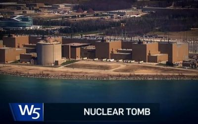 OPG's Nuclear Waste Dump : W5  Saturday, April 1 at 7:00 PM eastern on CTV