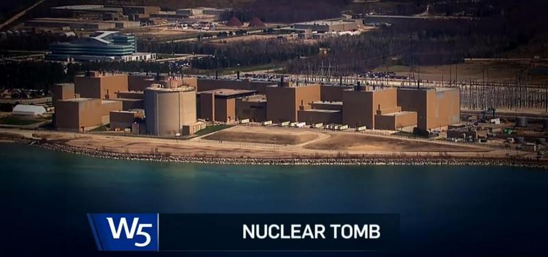 W5 Program on Nuclear Tomb : Sunday April 2, 2017