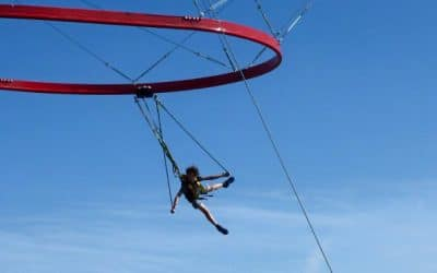 Ascent Aerial Park Adds Zipline