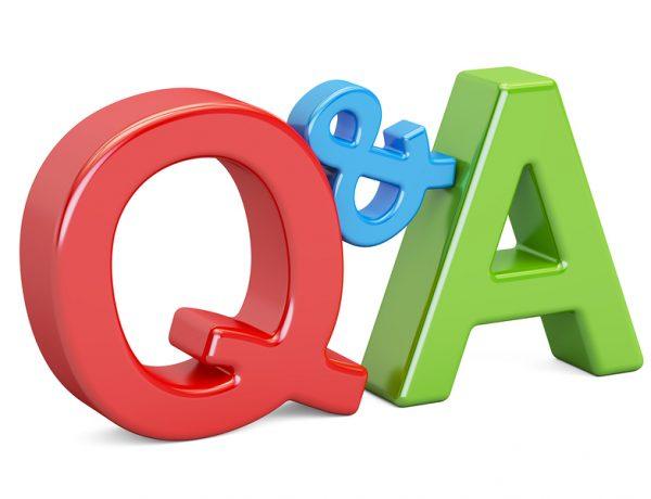 Q & A  April 3, 2020