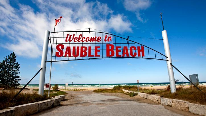 Sauble Park to Open
