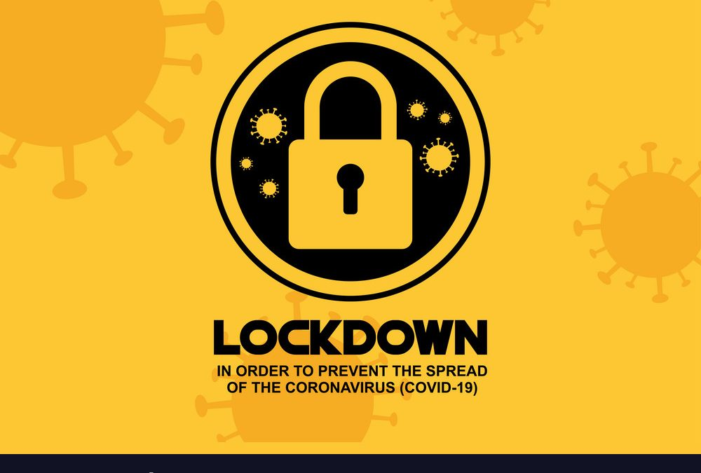 January 14 Lockdown Notice