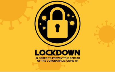 January 14 Lockdown Notice