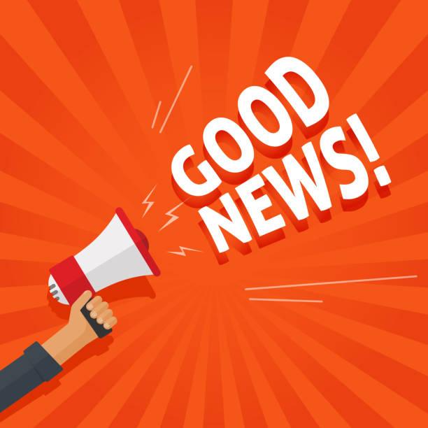 Some Good News!